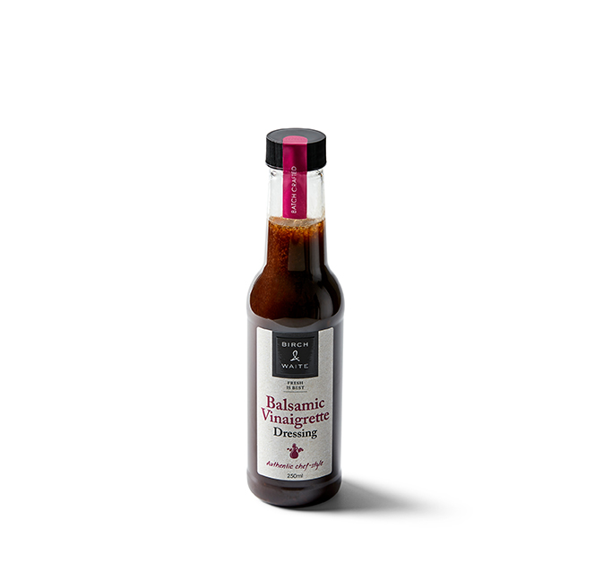 Birch & Waite Balsamic Vinaigrette Dressing 250ml*