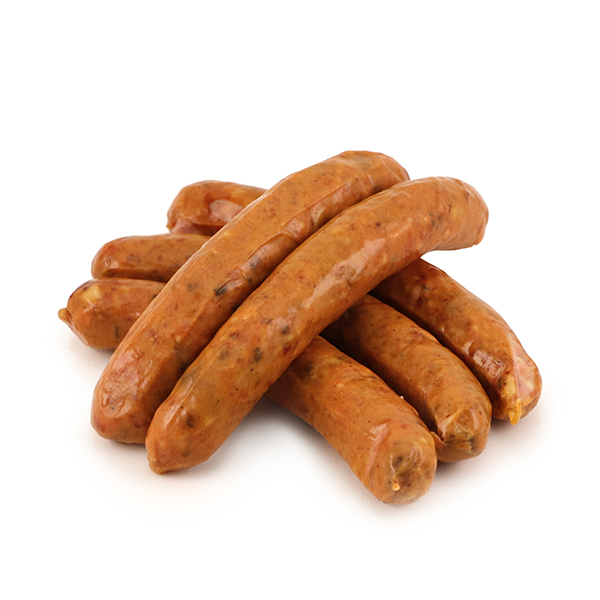 Frozen Austrian Texas Sausage with Cheese & Jalapeno (Cooked) 500g*