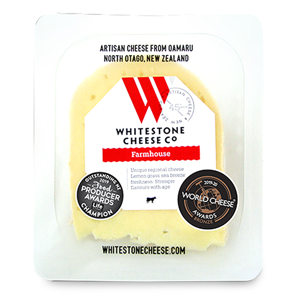 NZ Whitestone Farmhouse Cheese 110g*