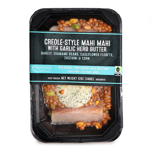 Frozen Pristine Creole-Style Mahi Mahi with Garlic Herb Butter 340g - HK*