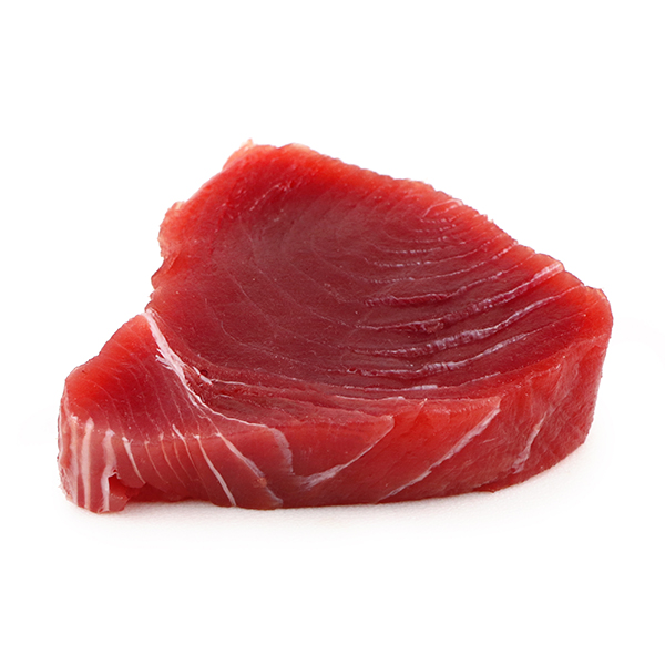 Frozen Wild Catch Yellowfin Tuna Steak - Philippines