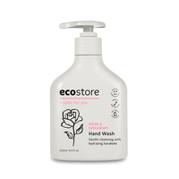 ES Rose & Geranium Hand Wash Pump Dispenser 250ml - NZ*