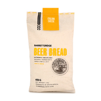 Barretts Ridge Beer Bread Italian Cheese 450g - Africa*