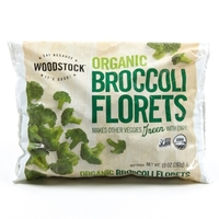 Frozen Woodstock Organic Broccoli*