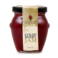 Yarra Valley Strawberry Jam 245g - Aus*