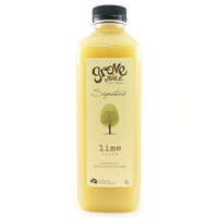 Grove Fresh Lime Juice 1L*