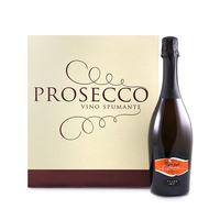 Sparkling Wine - Fantinel Cuvée no. 7 Prosecco DOC Case Offer(6 bottles)- Italy*