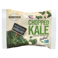 Frozen Woodstock Non-GMO Chopped Kale 283g*