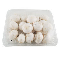 Organic Creamy White  Button Mushroom - 500g - China*