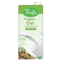 Pacific Organic Oat Beverage Original 946ml*