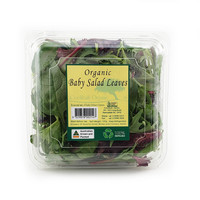 Pure Organic Salad Mix Punnet 120g*