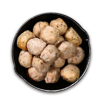 Frozen USDA Turkey Meat Ball (Cooked) 500g*