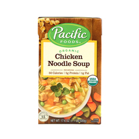 Pacific Organic Chicken Noodle Soup 500g*