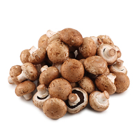 Swiss Brown Mushrooms 500g - Aus*