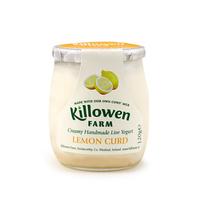 Killowen Farm Handmade Lemon Curd Live Yogurt 120g - Ireland*