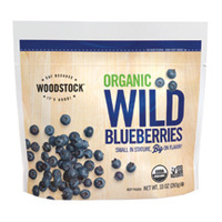 Frozen Woodstock Organic Blueberries*