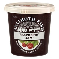 Anathoth Farm Raspberry Jam 455g*