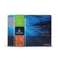 Frozen Canadian Spotted Prawn - XL 1 kg*