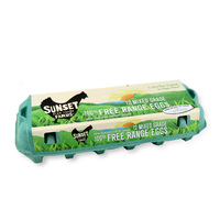 NZ Free Range Eggs - Sunset Farms*