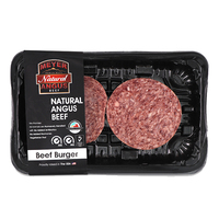 Frozen Meyer Beef Burger (2pcs) 240g* - US*