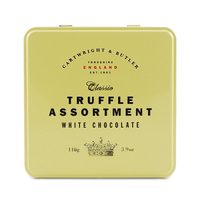 Cartwright & Butler White Chocolate Truffle Assortment 110g - England*