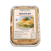 Frozen Habibi Spinach Pie 500g - HK*