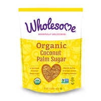 Wholesome Organic Coconut Palm Sugar 454g*