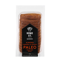 Frozen Home St. Almond Turmeric & Cricket Paleo Bread 470g*