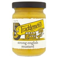 Tracklements Strong English Mustard 140g*