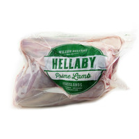 NZ Hellaby Lamb Hind Shank