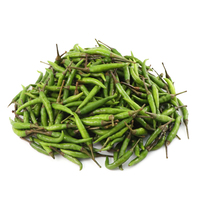 Organic Chilli Green Bird Eye 500g - Thailand*