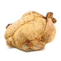 Frozen Habibi Roasted Whole Chicken Salt & Pepper - HK*