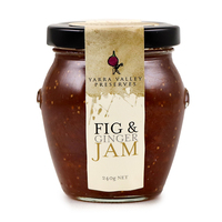 Yarra Valley Fig & Ginger Jam 240g - Aus*