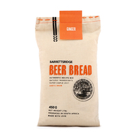 Barretts Ridge Beer Bread Ginger 450g - Africa*