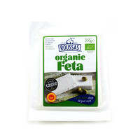 Greek Roussas Organic Feta Cheese 200g*