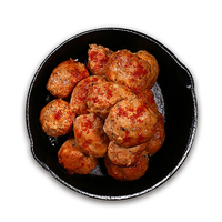 Frozen Italian Lamb Meat Ball (Cooked) 500g*