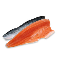 Frozen NZ King Salmon Whole Side Fillet