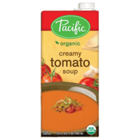 Pacific Organic Creamy Tomato Soup 946ml*