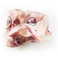 Frozen British Organic English Lamb Hind Shank