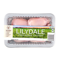 Frozen AUS Lilydale Chicken Thigh