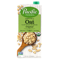 Pacific Organic Oat Beverage Original 946ml - US*
