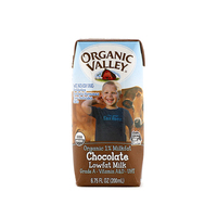 Organic Valley 1% Lowfat Chocolate Milk 200ml - US*