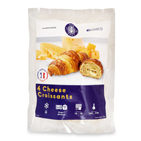 Frozen France Bon Chef Cheese Croissants (4pcs) 240g*