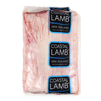 NZ Coastal Spring Bone-in Lamb Saddle (Eye of Shortloin)