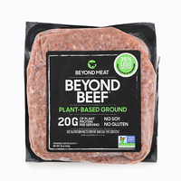 Frozen Beyond Meat Beef Plant-based Ground 16oz - US*
