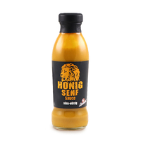 Lowensenf Honey-Mustard Sauce 230ml - Germany*