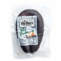 Frozen Hellers Black Pudding Sausage 280g*