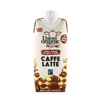 Daioni Organic UHT Caffe Latte 330ml - UK*