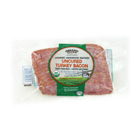Frozen Organic Prairie Smoked Turkey Bacon 227g*