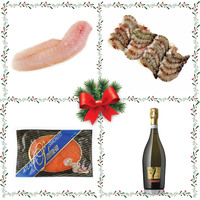 X'mas Seafood Set for 2*